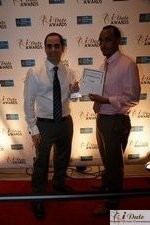 Friendfinder Executives with Best Affiliate Program Award at the 2010 iDate Awards