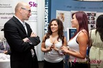 Exhibit Hall at the June 22-24, 2011 Dating Industry Conference in California