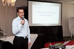 OPW Pre-Session (Mike Baldock of Courtland Brooks) at the June 22-24, 2011 Dating Industry Conference in California