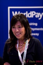 WorldPay (Exhibitor) at iDate2011 Beverly Hills