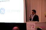 Tai Lopez (CEO of DatingHype) at the 2011 Online Dating Industry Conference in Beverly Hills