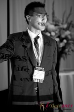 Douglass Lee (Vice President at Click2Asia) at iDate2011 Beverly Hills