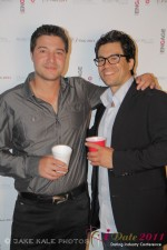 One of the Best iDate Dating Industry Best Parties  at the June 22-24, 2011 Beverly Hills Online and Mobile Dating Industry Conference