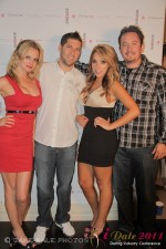 One of the Best iDate Dating Industry Best Parties  at the June 22-24, 2011 Dating Industry Conference in L.A.