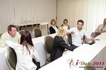 Date Tracking Demo Session at the June 22-24, 2011 Dating Industry Conference in Beverly Hills