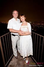 The Hollywood Dating Executive Party at Tai 's House at the June 22-24, 2011 California Internet and Mobile Dating Industry Conference