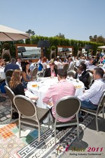 Mobile Dating Executives Meet for the iDate Lunch at iDate2011 California