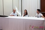 Mobile Dating Panel (Raluca Meyer of Date Tracking) at the 2011 Beverly Hills Internet Dating Summit and Convention