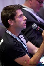 Joel Simkhai (CEO of Grindr) at iDate2011 California