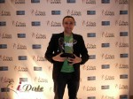 Sam Yagan - OKCupid.com won 3 iDateAwards  for 2012 at the 2012 iDateAwards Ceremony in Miami
