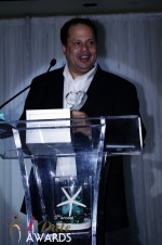 Gary Kremen - Winner of Lifetime Achievement Award 2012 at the 2012 Internet Dating Industry Awards Ceremony in Miami