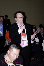 iDate2012 Dating Industry Final Panel - Bill Broadbent at iDate2012 Miami
