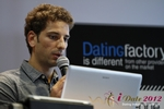 David Khalil (Co-Founder of eDarling) at the 9th Annual E.U. iDate Mobile Dating Business Executive Convention and Trade Show