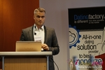 Dr Eike Post (Co-Founder of IQ Elite) at the 2012 Germany E.U. Mobile and Internet Dating Summit and Convention