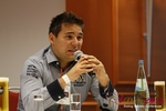 Final Panel (Benjamin Bak of Lovoo) at the September 10-11, 2012 Germany E.U. Internet and Mobile Dating Industry Conference