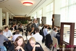 Lunch  at the 9th Annual Euro iDate Mobile Dating Business Executive Convention and Trade Show