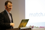 Mark Brooks (CEO of Courtland Brooks and Publisher of Online Personals Watch) at iDate2012 Köln