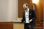Matt Connoly (CEO of MyLovelyParent) at the September 10-11, 2012 Germany Euro Internet and Mobile Dating Industry Conference