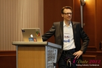 Moritz Von Tobiesen (Account Manager at Google) at the 2012 E.U. Internet Dating Industry Conference in Germany