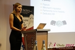 Oksana Reutova (Head of Affiliates at UpForIt Networks) at the September 10-11, 2012 Germany E.U. Internet and Mobile Dating Industry Conference
