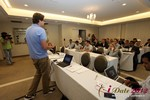 Alexander Harrington (CEO of MeetMoi)  at the iDate Mobile Dating Business Executive Convention and Trade Show