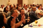 Audience at the iDate Mobile Dating Business Executive Convention and Trade Show