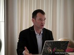 Mark Brooks (CEO of Courtland Brooks) at the June 20-22, 2012 Mobile Dating Industry Conference in L.A.
