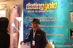 Dating Gold (Exhibitor) at the June 20-22, 2012 Mobile Dating Industry Conference in California