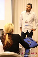 Dwipal Desai (CEO of TheIceBreak.com) covers monetization during a relationship at the June 20-22, 2012 California Online and Mobile Dating Industry Conference
