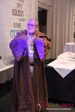 Jonathan Crutchley (Chairman at Manhunt) is actually Obi Wan Kenobi! at iDate2012 L.A.