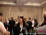 Networking at the Russia iDate Mobile Dating Business Executive Convention and Trade Show