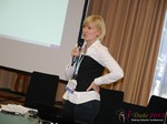 Catharina Jaschke (Regional Manager @ Be2) at the September 16-17, 2013 Mobile and Online Dating Industry Conference in Koln
