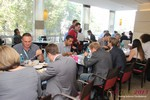 Lunch at the September 16-17, 2013 Koln European Union Online and Mobile Dating Industry Conference