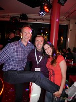 Networking Party at the September 16-17, 2013 Koln European Union Online and Mobile Dating Industry Conference