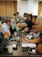 Speed Networking at the September 16-17, 2013 Mobile and Online Dating Industry Conference in Koln