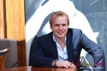 Alexander Debelov - CEO of Virool at the 2013 Los Angeles Mobile Dating Summit and Convention