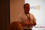 Lee Blaylock - Who@ at the June 5-7, 2013 Mobile Dating Business Conference in Los Angeles