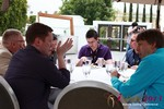 Lunch at the June 5-7, 2013 Los Angeles Internet and Mobile Dating Business Conference