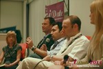 Mobile Dating Strategy Debate - Hosted by USA Today's Sharon Jayson at iDate2013 Los Angeles