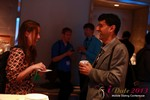Networking at the June 5-7, 2013 Mobile Dating Business Conference in Los Angeles