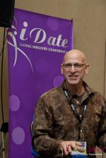 Larry Michel at the 33rd International Dating Industry Convention