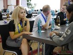 Speed Networking among Dating Industry Executives  at the 2014 Cologne European Mobile and Internet Dating Expo and Convention
