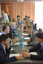 Speed Networking Among Dating Industry Executives  at iDate2014 Germany