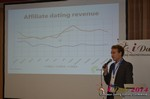 Dennis Hooijenga, Channel Manager at Daisycon on Affiliate Marketing for Dating  at iDate2014 Cologne