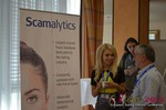 Exhibit Hall, Scamalytics Sponsor  at the September 7-9, 2014 Mobile and Online Dating Industry Conference in Cologne