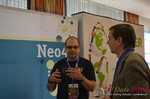 Exhibit Hall, Neo4J Sponsor  at the 11th Annual European iDate Mobile Dating Business Executive Convention and Trade Show
