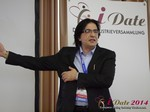 Francesco Nuzzolo, France Manager for Dating Factory  at the 2014 European Internet Dating Industry Conference in Germany