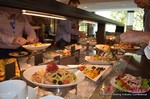 Lunch  at the 11th Annual European iDate Mobile Dating Business Executive Convention and Trade Show
