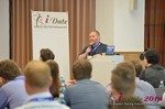 Wayne May, CEO of ScamSurvivors  at the September 8-9, 2014 Koln Euro Online and Mobile Dating Industry Conference