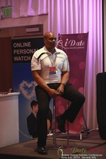 Nigel Williams, VP at Adxpansion On Best Strategies For Online Dating Conversions at the 2014 L.A. Mobile Dating Summit and Convention